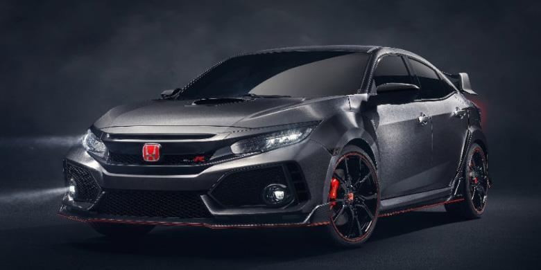 Prototipe Civic Type R Terbaru Pulang Kawasan