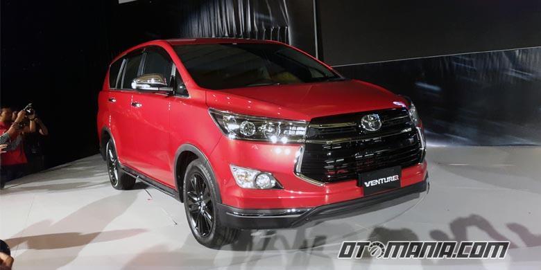 Alasan Toyota Hilangkan Nama Kijang di Innova Venturer