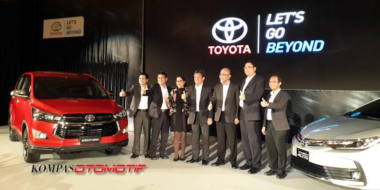Toyota Yakin Konsumen Kebal Tarif Baru STNK