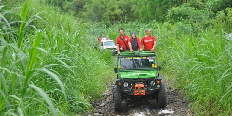 "Fun Off Road Merapi, Wisata ""Anti-mainstream"" Di Magelang"