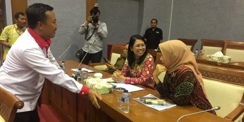Komisi X DPR Gelar Rapat Kerja Bersama Kemenpora