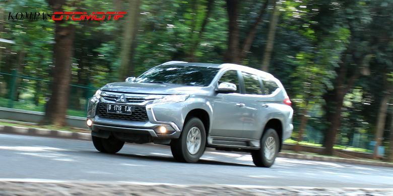 Pajero Sport Masih Jadi Andalan Mitsubishi Indonesia