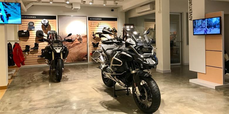 BMW Motorrad Buka Cabang Kedua Di Pulau Dewata