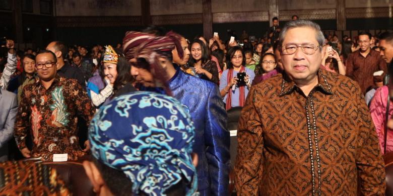 SBY: Tak Boleh Negara Memisahkan Kita yang Beda Identitas