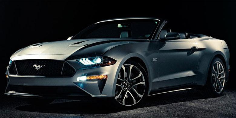 Ini Mustang Versi Baru, Dengan Atap Terbuka
