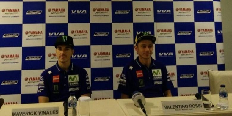 Vinales Targetkan Juara Bersama Yamaha