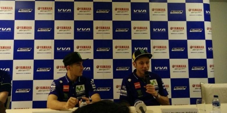 Valentino Rossi: Saya Merasa Gugup…