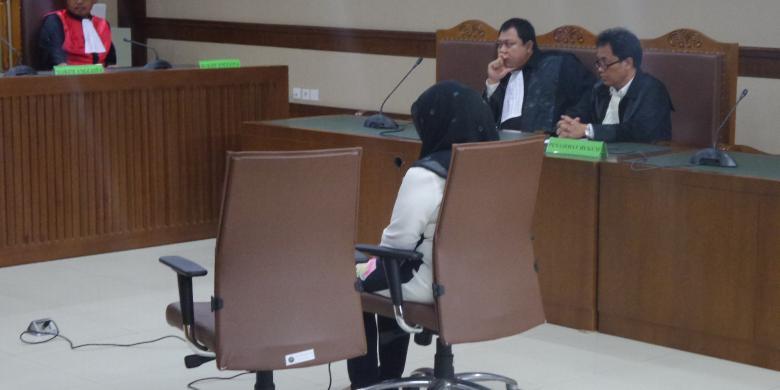 Penyuap Pejabat PT Berdikari Divonis 1 Tahun 8 Bulan Penjara