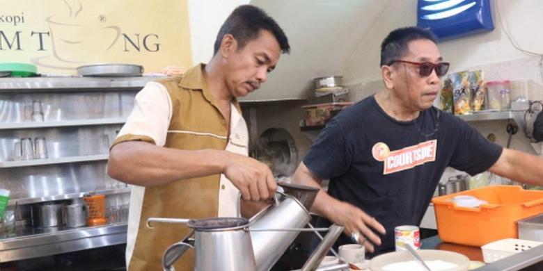 Kim Teng, Kedai Kopi Legendaris Di Pekanbaru