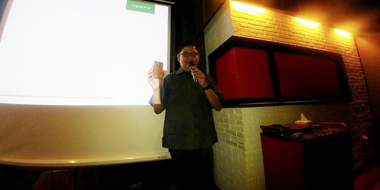 Oppo F1s Versi RAM 4 GB Resmi Dirilis di Indonesia