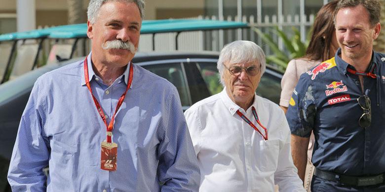 Bos Formula 1 Resmi Lengser