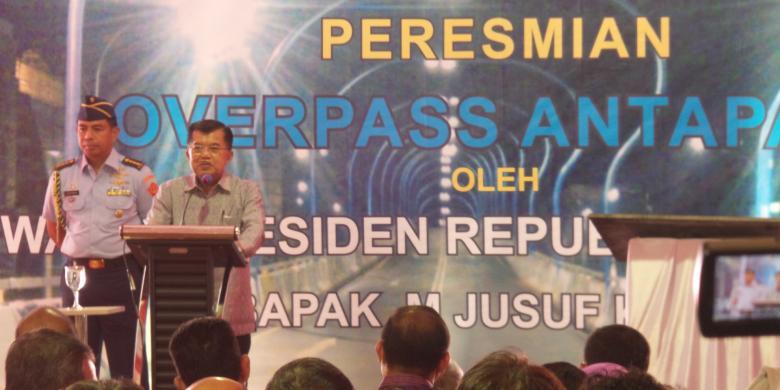 Wapres Sindir Kebijakan Kredit Usaha Rakyat Era SBY