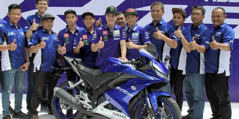 Yamaha Indonesia Bidik Supremasi Balap Lokal Dan Asia