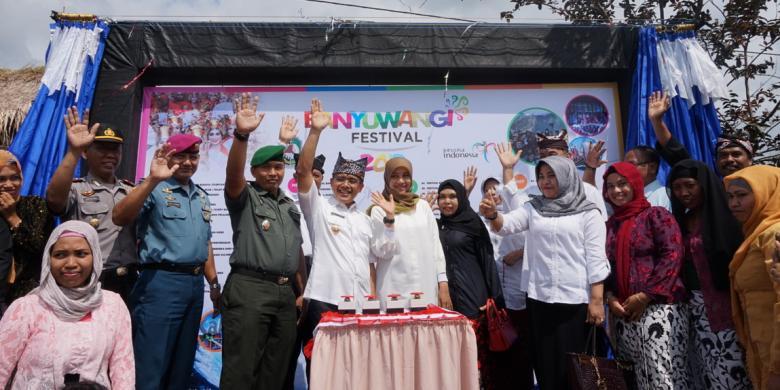 Banyuwangi Festival 2017, Dari Pecel Pitik Sampai Batik