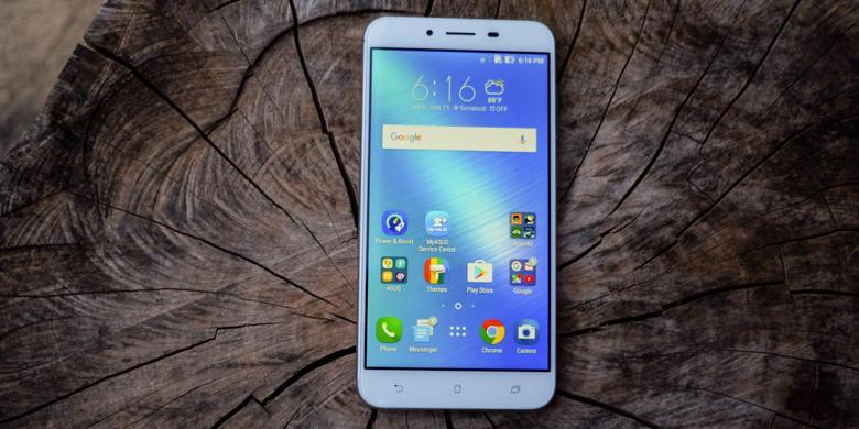 Zenfone 3 Max Meluncur 7 Februari di Indonesia