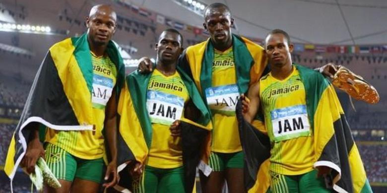 Satu Medali Emas Olimpiade Bolt Dicabut