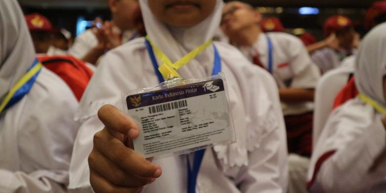 Jokowi: Manfaat Kartu Indonesia Pintar Terus Dirasakan Pelajar