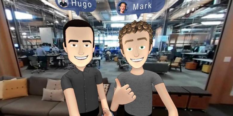 Tinggalkan Xiaomi, Hugo Barra Ternyata Pindah Ke Facebook