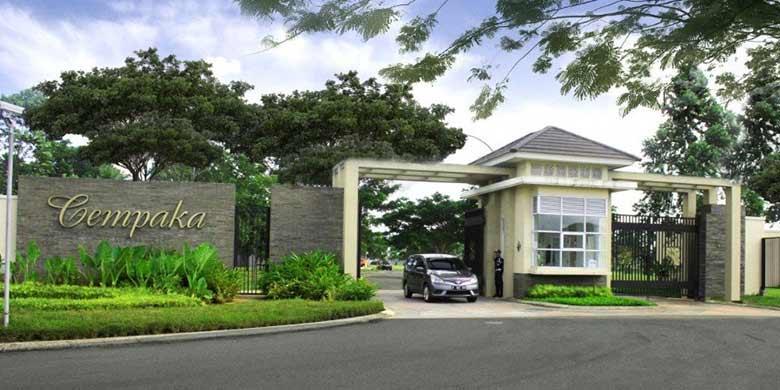 33 unit terbatas rumah tipe baru di golf estate suvarna for Terrace 9 suvarna sutera