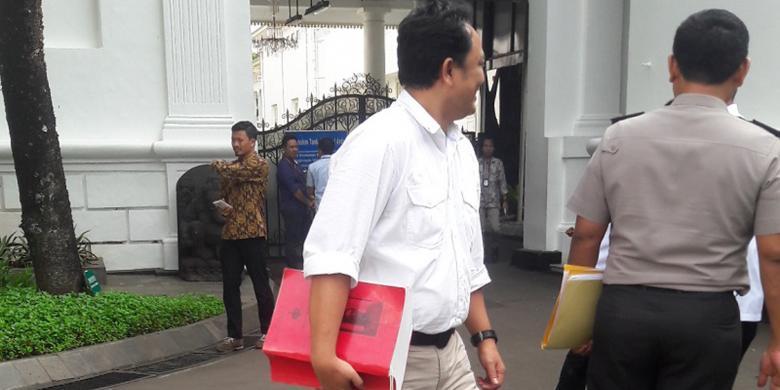 Berkas Perkara Antasari Azhar Dibahas Di Istana Presiden?