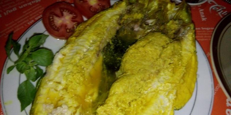 Ingkung Bandeng, Kuliner Pesisir Di Bumi Para Wali