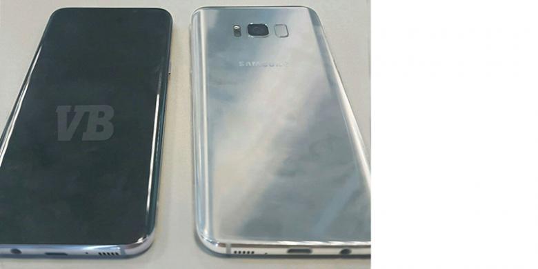 "Beredar, Foto Wujud Asli"" Samsung Galaxy S8"