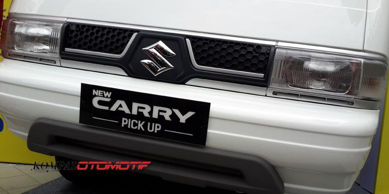 Optimisme Suzuki Untuk Sepak Terjang Pikap Carry