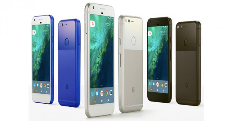Google Siapkan Smartphone Pixel 2, Lebih Canggih Dan Murah?