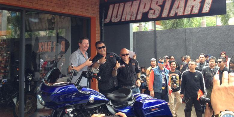 Ini Diler Harley Davidson Terbesar Di Jakarta