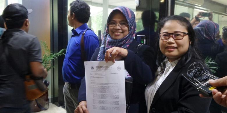 TKI Di Hongkong Laporkan Fahri Hamzah Ke MKD Terkait Kicauan Babu