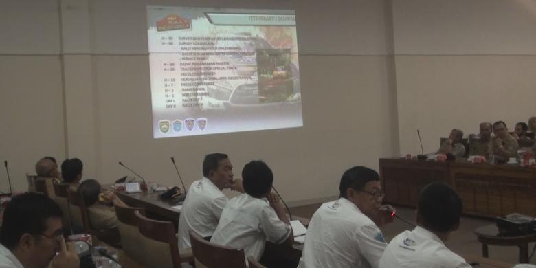 Ogan Ilir Siap Menjadi Tuan Rumah Rally Indonesia 2017