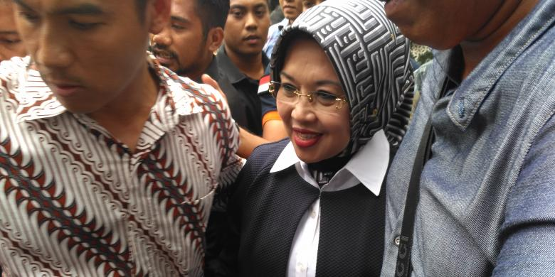 Penyidik Tanya Ke Sylviana Soal Proses Perencanaan Anggaran Al Fauz
