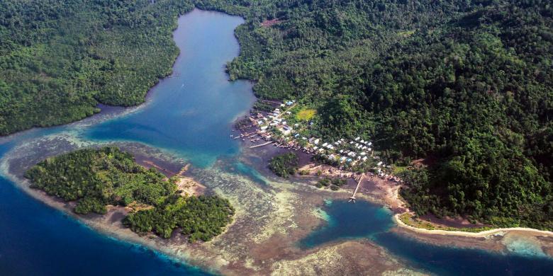 Menyambangi Nusa Yang Terserak Di Halmahera Selatan