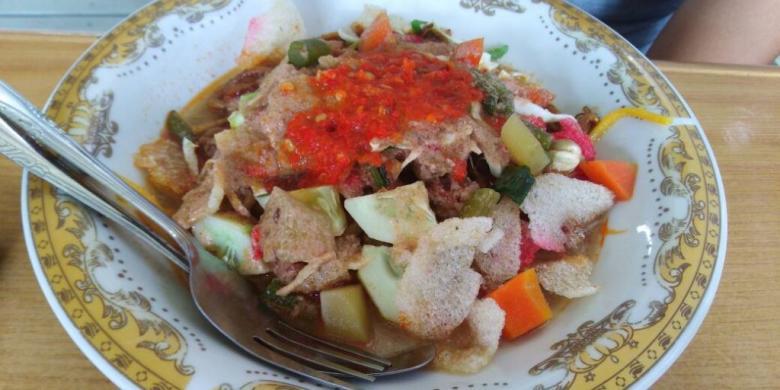 Mie Caluek, Kuliner Wajib Coba Di Banda Aceh