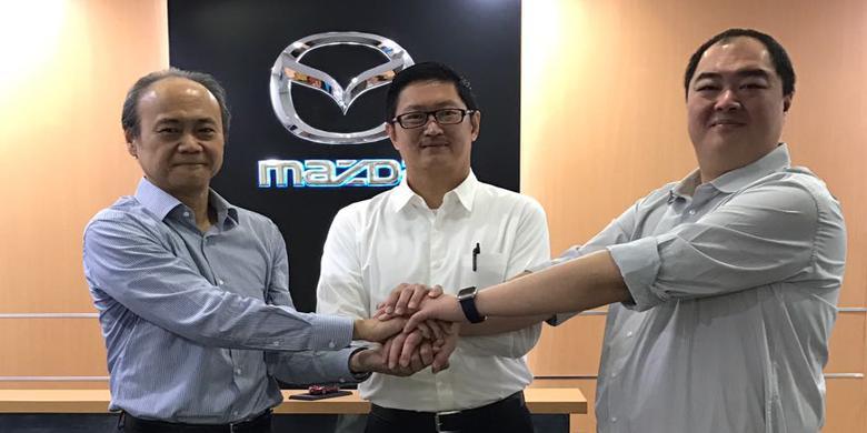 Eurokars Resmi Ambil Alih Mazda Indonesia