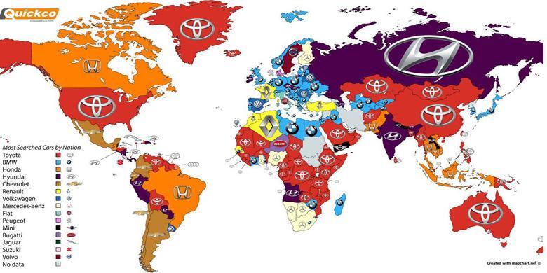 """Toyota Diburu 74 Negara Secara """"Online"""""""
