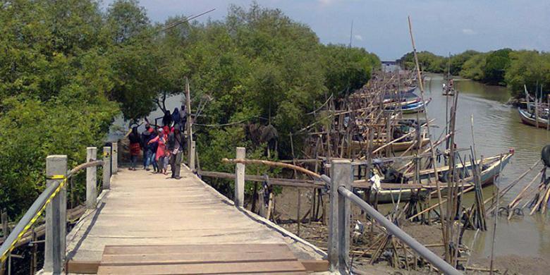 Taman Wisata Bakau, Destinasi Wisata Baru Di Gresik