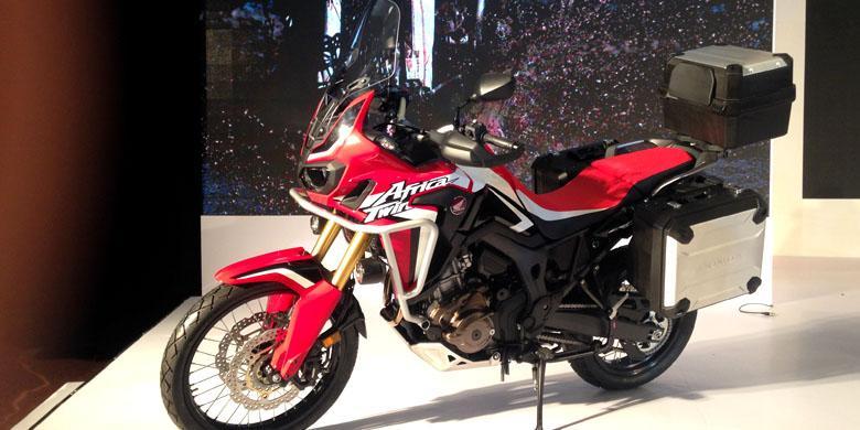 Lebih Dekat Dengan Honda Africa Twin 1000cc