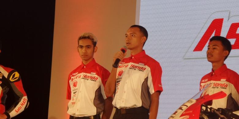 Dimas Ekky Main Playstation Sebagai Persiapan Ikut CEV Moto2