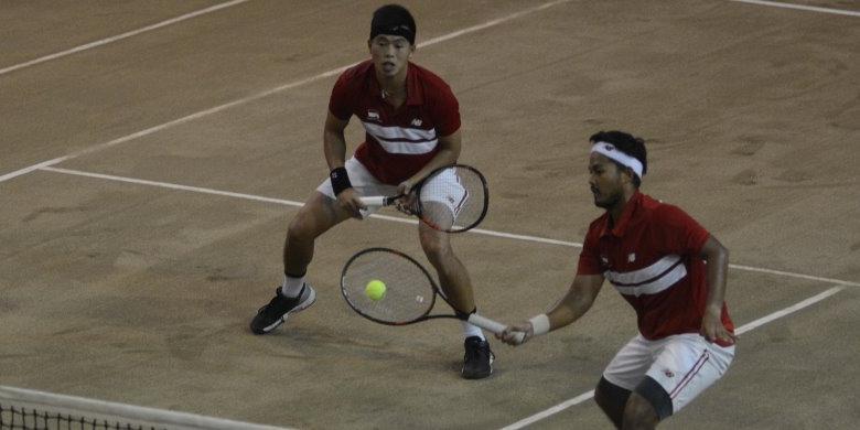 Kiprah Indonesia Di Piala Davis Dan Tim Baru Sean Gelael