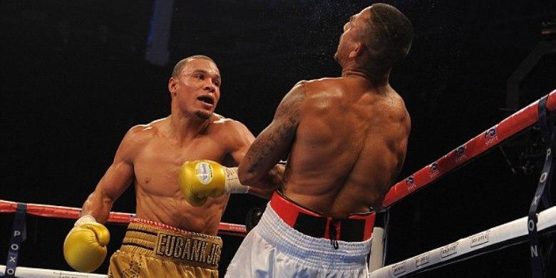 Chris Eubank Jr Menang KO Atas Quinland