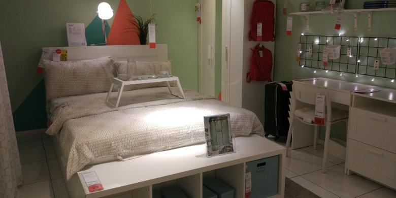 8 Trik Ciptakan Ketenangan di Kamar Tidur