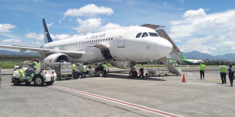 Silk Air Turut Promosikan Pariwisata Indonesia