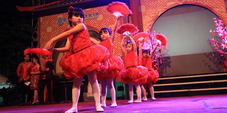 Pekan Festival Cap Go Meh 2017 Di Pontianak Resmi Dibuka
