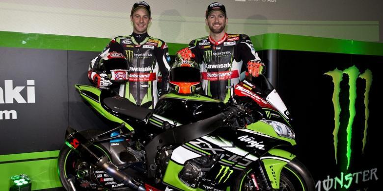 Kawasaki Racing Team Siap Pertahankan Titel Superbike