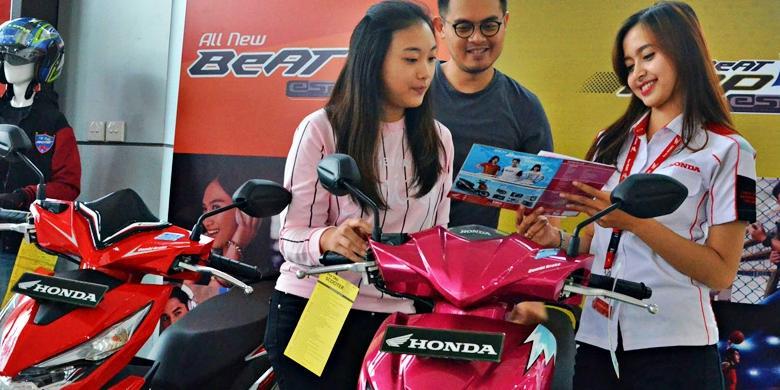"""Sepeda Motor Honda """"Merajalela"""" Di Jawa Barat"""