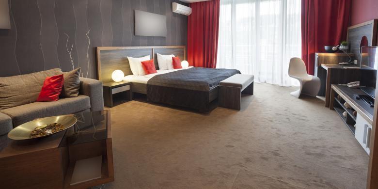 """Saat Pesan Kamar Hotel, Apa Bedanya """"Suite"""" Dan """"Standard?"""