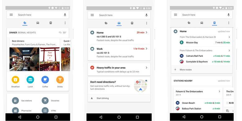 Google Maps Di Android Dirombak, Apa Yang Berubah?