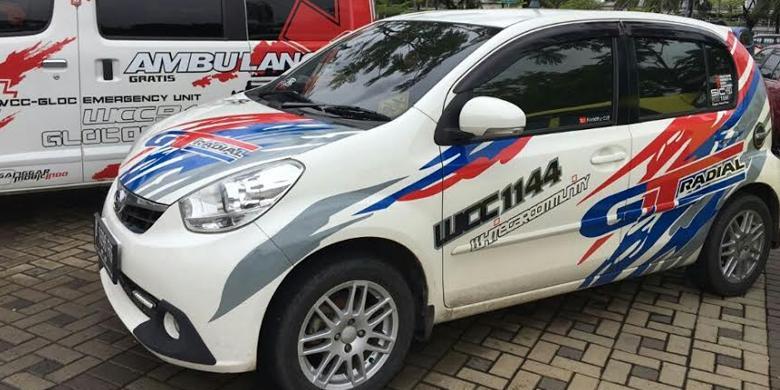 Komunitas Mobil Modif Tumpah Ruah di Bekasi  Berita Otomotif