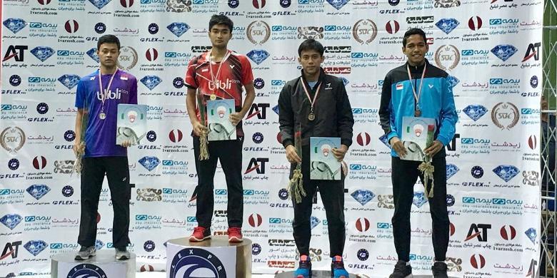 Panji Juara Di Iran
